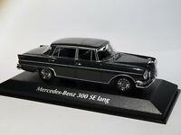 Mercedes Benz 300 SE Lang de 1963  au 1/43 de Minichamps / Maxichamps 940035201