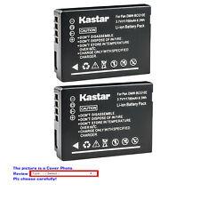 Kastar Replacement Battery for Leica BP-DC7 BC-DC7 & LEICA V-LUX 20 Camera