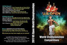 2017 U. S Open ISKA World Martial Arts Championships Tournament