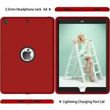 "Hybrid Shockproof Case For iPad 10.2"" 2019 7th Gen Rugged Rubber Defender Cover"