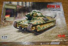 ICM 35336 : Französischer FCM 36   Leichter Panzer / Kit 1:35 / NEU