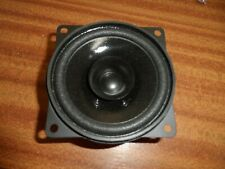 More details for farnell 59-am100.02f speaker, twin cone, 8ohm, 100mm