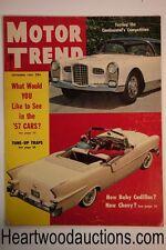 Motor Trend Sep 1956