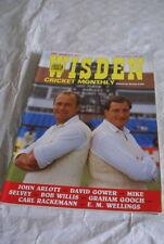 September Wisden Monthly Sports Magazines