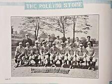 Cheshire CT ROXBURY SCHOOL 1925 Yearbook  THE ROLLING STONE Cheshire Academy