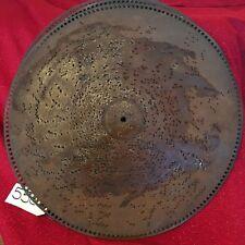 "Antique Original REGINA TYPE LARGE Upright Music Box Disc 21 5/8"" Lochmann"