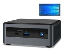Intel® NUC10 i7 Performance Mini-PC Win 10Pro -ab 8GB RAM /ab 250GB SSD