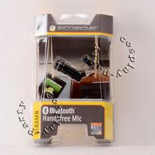 SCOSCHE BTAXM motorMOUTH Plug and Play Bluetooth Handsfree MIC Car Kit Black