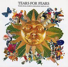 TEARS FOR FEARS : TEARS ROLL DOWN (GREATEST HITS 82-92) / CD