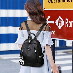Women Backpack Waterproof Rucksack  School Bag Anti-Theft Travel Casual Shoulder