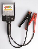 WESTWARD 22YM06 Battery Tester,Analog,50 to 125A,Low Res