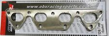 OBX Stainless Header Head Flange For Civic/CRX/Integra D15 D16 1.5L 1.6L SOHC