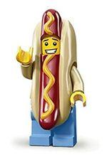 LEGO COLLEZIONABILE SERIE 13 - MINIFIGURE VENDITORE DI HOT DOG - NEW !!!!!