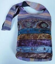 Goa Damen-Schultertaschen aus Baumwolle