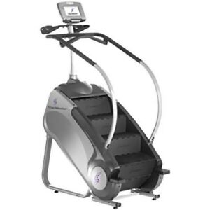 STAIRMASTER STEPMILL SM5 TS-1 STAIR CLIMBER COMMERCIAL GRADE TOUCHSCREEN $17,500