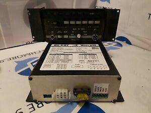 whelen mpc01 multi purpose controller with BL 627 remote Amplifier