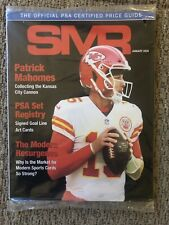 New listing SMR Sports Market Report - PATRICK MAHOMES - PSA Magazine - January 2020