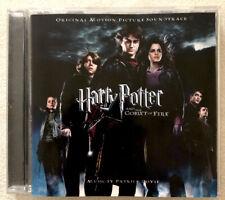 Harry Potter and the Goblet of Fire [Original Soundtrack] by PATRICK DOYLE CD