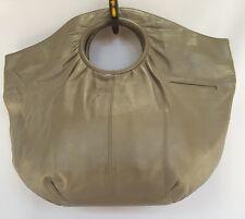 Hobo International Gray Leather handbag
