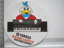 Aufkleber Sticker Yamaha - Keyboards - Porta Sound - Portatone (6407)