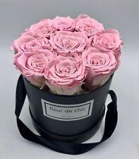 ❤️ Luxuriöses Geschenk, exklusive Rosenboxen🌹🎁 mit Infinity Rosen, Flowerbox