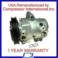 New OEM 67401 One Year Warranty AC Compressor fits 2008-2015 Smart Fortwo