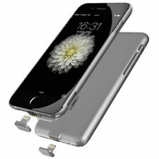 """For iPhone 7 Plus 5.5"""" -2000mAh External Battery Charger Cover Case Power Bank"""