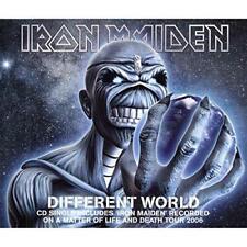 Different World, Iron Maiden, Good Maxi, Single