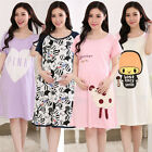 Pregnant Women Casual Short Sleeve Dress Summer Nursing Clothes Maternity Dress
