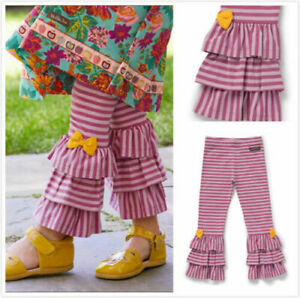 Matilda Jane First To The Swings Benny Leggings Size 8 New In Bag Pink Pants