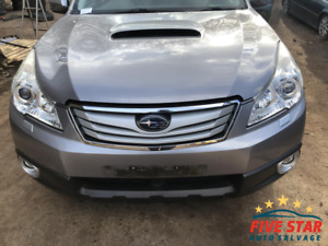 2011 Subaru Outback 2.0 D AWD Diesel Gray (C6Z) Front Complete Front End Kit