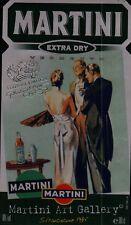 ERICHETTA MARTINI EXTRA DRY - ART GALLERY - EDIZIONE LIMITATA -  C10-973