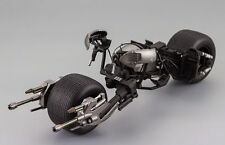 "BatPod ""The Dark Knight Trilogy"" 1:18 Hot wheels Elite X5471"