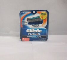 Gillette Fusion Proglide Cartridges - 4 cartridges