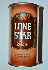 Lone Star Flat Top Beer Can  Minty