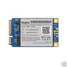 F9M mSATA mini PCIe 512GB Kingfast SSD For Lenovo HP laptop intel samsung