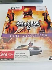 Saints Row 2 Collector's Pack [PC] - Tin Case, Art Book & Bullet USB Drive!