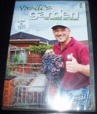 Vasili's Garden Season One 1 SBS DVD (Australia PAl Region 4) 2 DVD - New