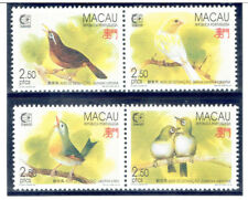 MACAO 1995 Singapore'95 (Birds)