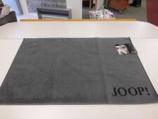 JOOP! Badematte Classic 1600 Badvorleger Badteppich Duschvorleger Fb.79Anthrazit