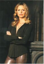Buffy the Vampire Slayer 4 x 6 Photo Postcard Buffy Arms Crossed #10 New Unused