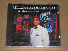 PLACIDO DOMINGO - THE BROADWAY I LOVE - CD SIGILLATO (SEALED)