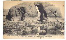 saint-gilles-croix-de-vie  la roches percée