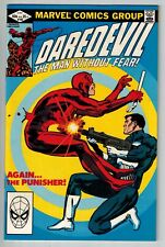 Daredevil 183, 185, 187! Frank Miller story/art! Kingpin! Black Widow! Punisher!