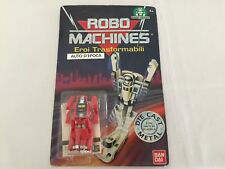 GOOD KNIGHT GOBOTS MOSC figure go-bots japan Bandai Robo Machines transformers