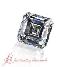 Best Quality Diamonds - Price Matching Guarantee - 0.51 Ct Asscher Cut Diamond