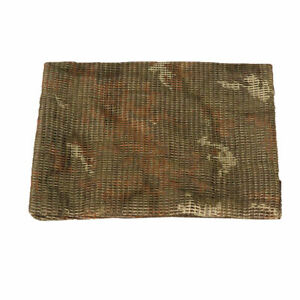 Scrim Net Commando Hunting Camouflage Face Veil Scarf Netting Italy Camo