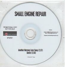 (ET999) Small Engine Repair, Another Nervous Love Song / Smile - 2011 DJ CD