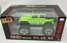 RC Trucks Jeep Wrangler New Bright Full Function Radio Control Number 1688