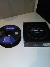 Sain Smart 3D Printer Filament Black ABS * 1.75mm .08kg